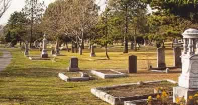 photo of Ross Bay Cemetery