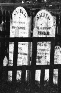 HMS Thetis Memorial – c1866